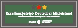2020 Exzellenzbetrieb Deutscher Mittelstand