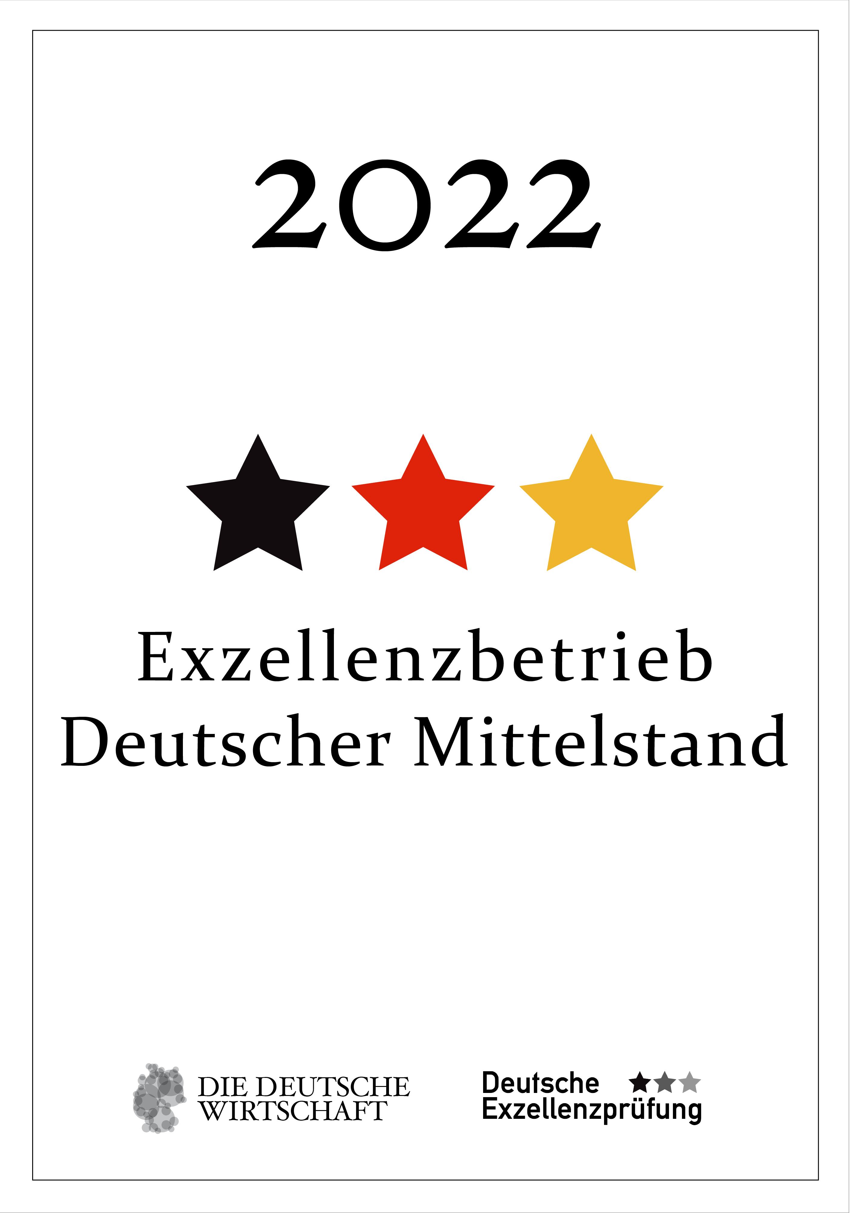2020 Exzellenzbetrieb